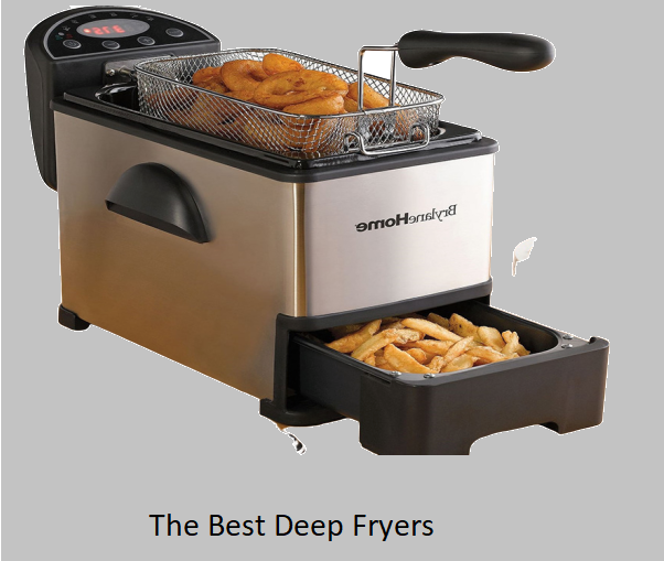The Best Deep Fryers