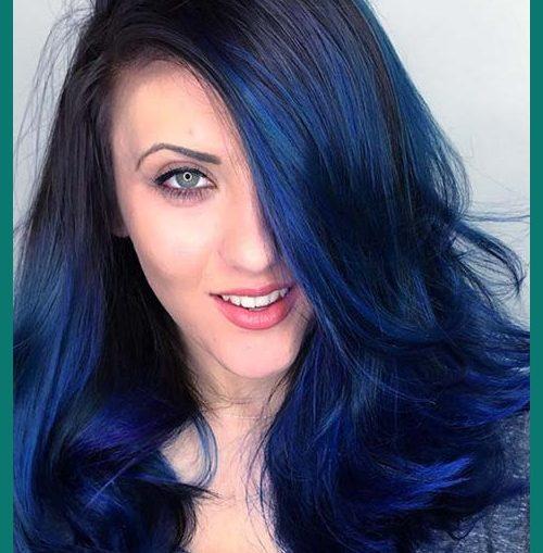 Best Blue Black Hair Dye