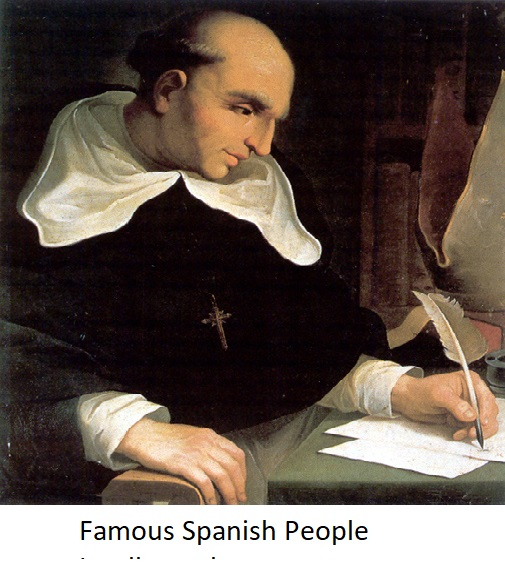 Famous Spanish People Intellectuals