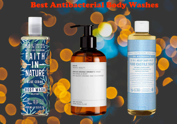 Best Antibacterial Body Washes
