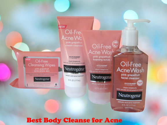 Best Body Cleanse for Acne